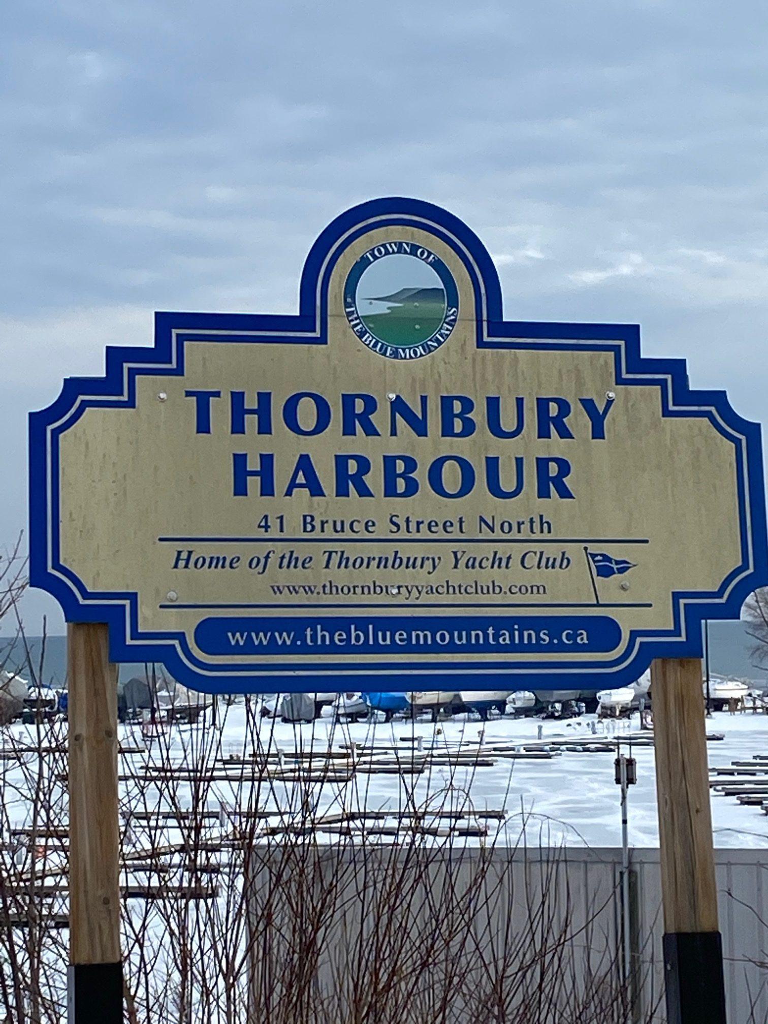 Thornbury Harbour