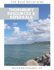 Thornbury Resources and referrals guide directs people to sign up for the free guide