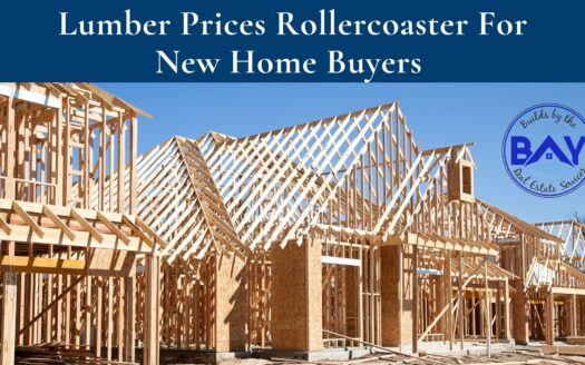 lumber prices roller coaster for new home buyers, new build homes, lumber