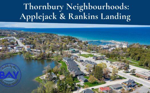 Thornbury neighbourhoods: applejack & rankins landing