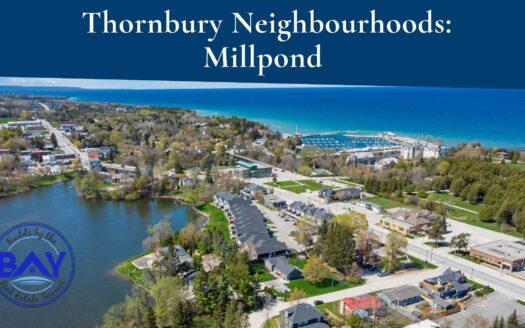 Thornbury neighbourhoods: Millpond