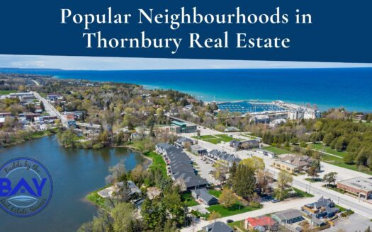 Popular Neighbourhoods in Thornbury Real Estate
